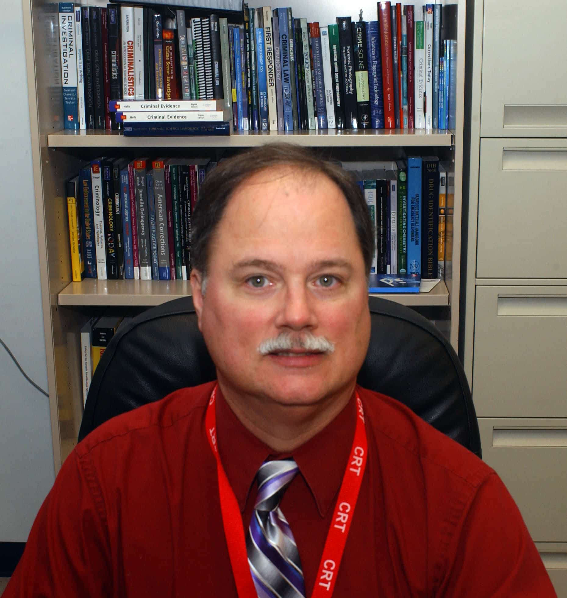 FACULTY SPOTLIGHT: Tim Seguin Inducted Into Southwest Florida Police Chiefs Association