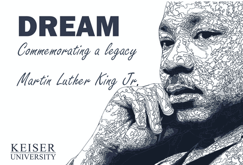 KU Commemorates Martin Luther King Jr.