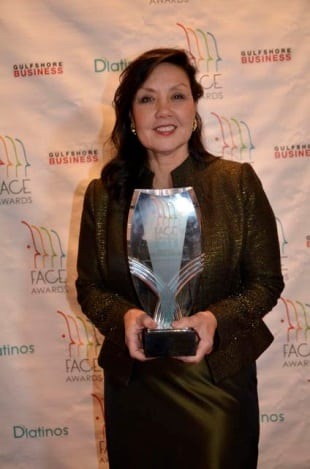 Keiser University Congratulates Vice Chancellor Belinda Keiser for Being Named a 2015 Prestigious FACE Award Recipient