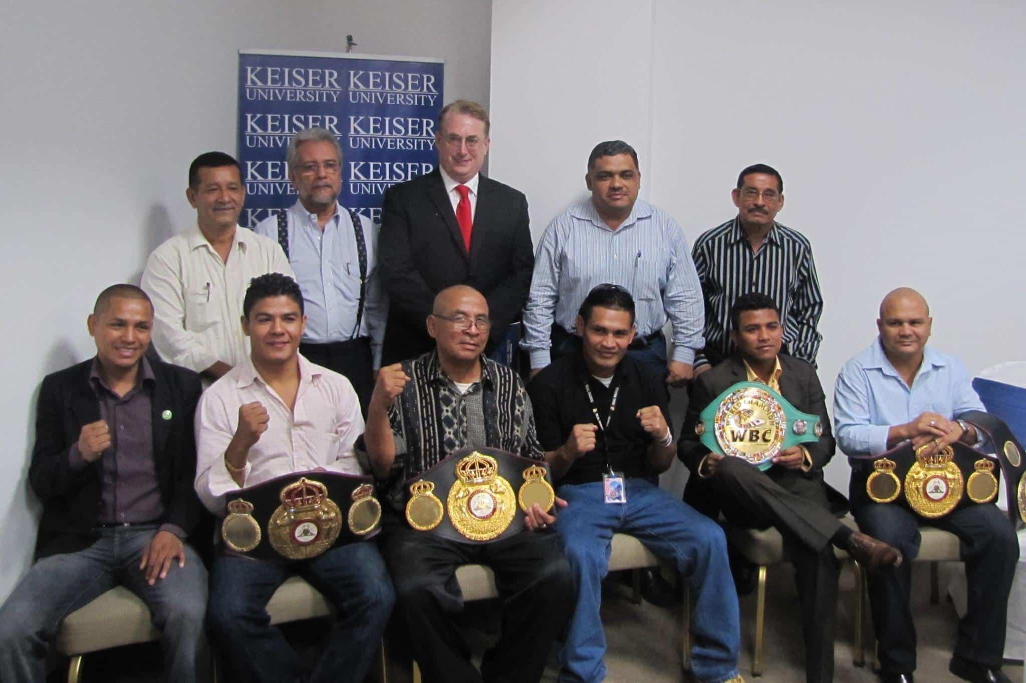 """The Latin American Campus Hosts a """"Night of Champions"""""""