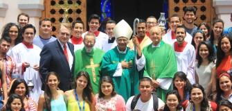 Cardinal Brenes Sept. 2014 closeup