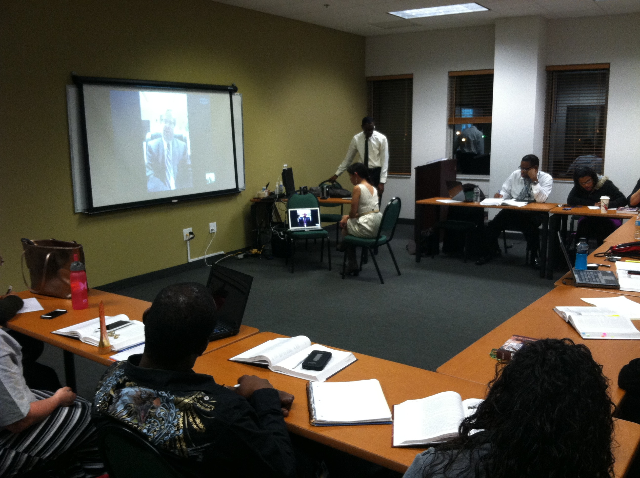 Tampa Goes Virtual with Guest Speaker