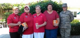 Cypress Lakes VA cookout Oct. 2014 2