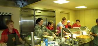 Cypress Lakes VA cookout Oct. 2014