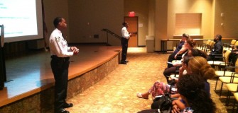 HCSO discuss jobs aug. 2014