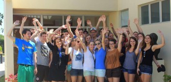 Nicaragua and Austrian students Feb. 2015