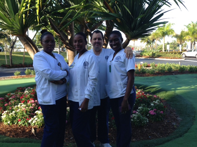 West Palm Beach Nursing Students Participate in a National Study