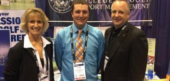 PGA merchandise show alumni Patrick McKinstry Jan. 2015