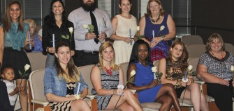 PTK Inductees July 2014