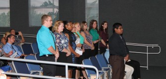 PTK induction Oct. 2014 2