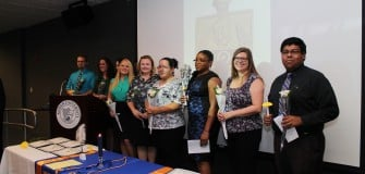 PTK induction Oct. 2014