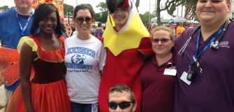 Port Orange Family Days Oct. 2014 group