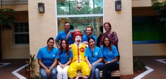 Ronald McDonald Oct. 2014