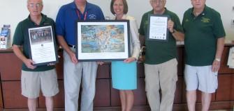 VVA congressional medal of honor partnership citation Sept. 2014 presentation