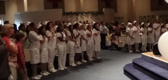 nursing pinning aug. 2014