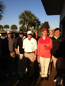 Eagles in NCCGA 2015 tournament March 2015 (3)