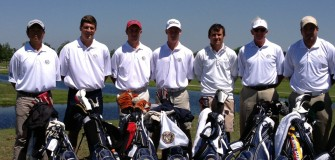 Eagles in NCCGA 2015 tournament March 2015