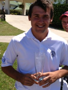Eagles in NCCGA 2015 tournament March 2015 Mitch Young