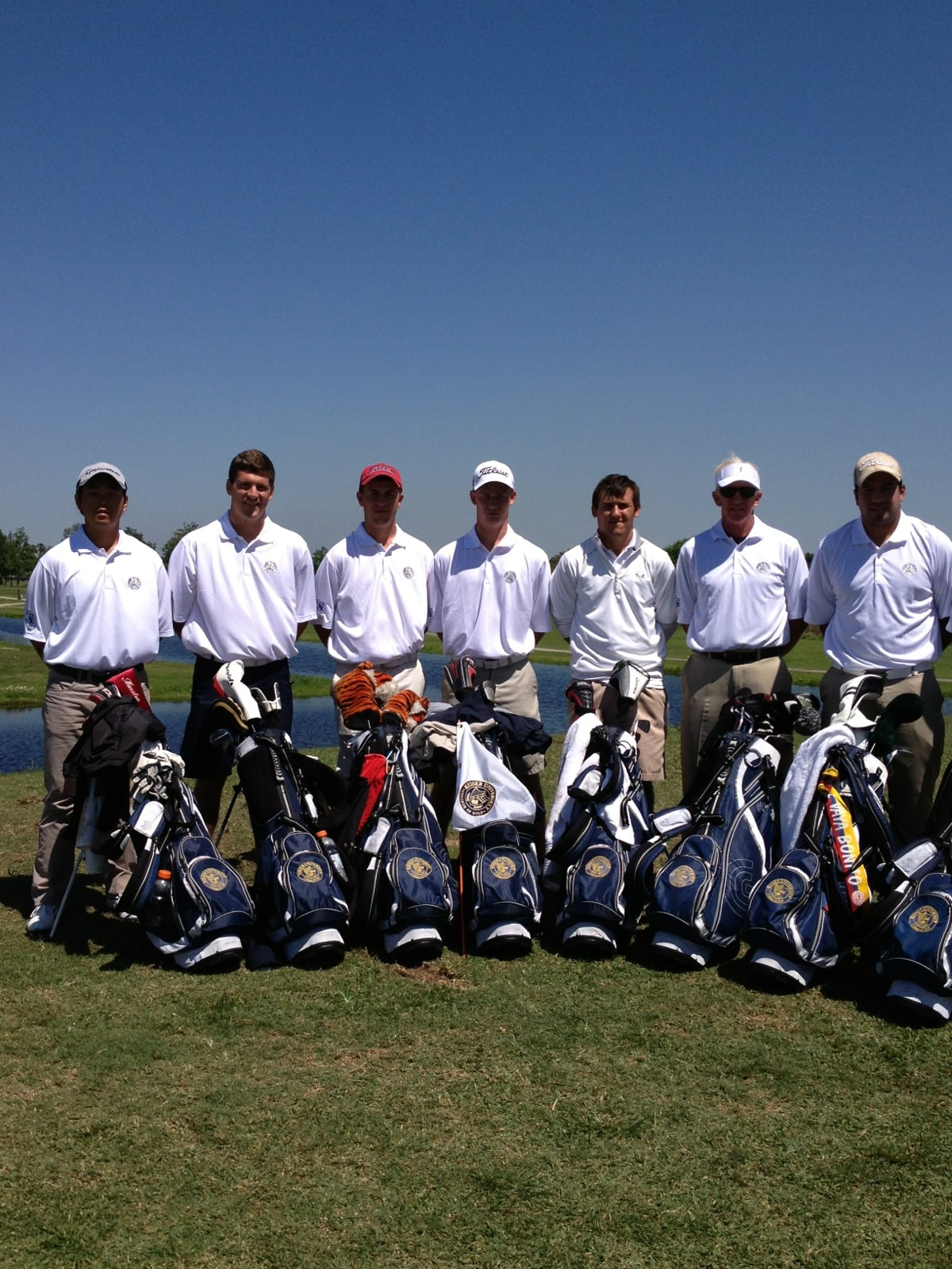 College of Golf & Sport Management Team Eagles Participated in NCCGA Golf Tournament in Sebring
