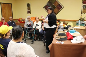 KU Day at Senior Center March 2015 (6)