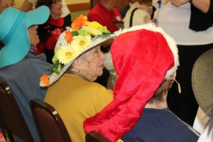 KU Day at Senior Center march 2015 (13)