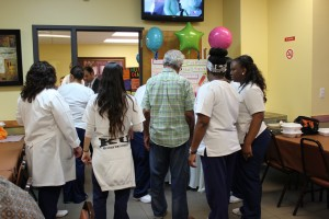 KU Day at Senior Center march 2015 (14)