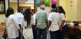 KU Day at Senior Center march 2015 (14)
