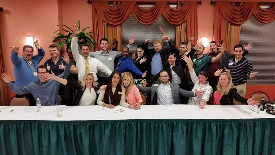 Sarasota's Center for Culinary Arts Hosted the Sarasota Young Professionals