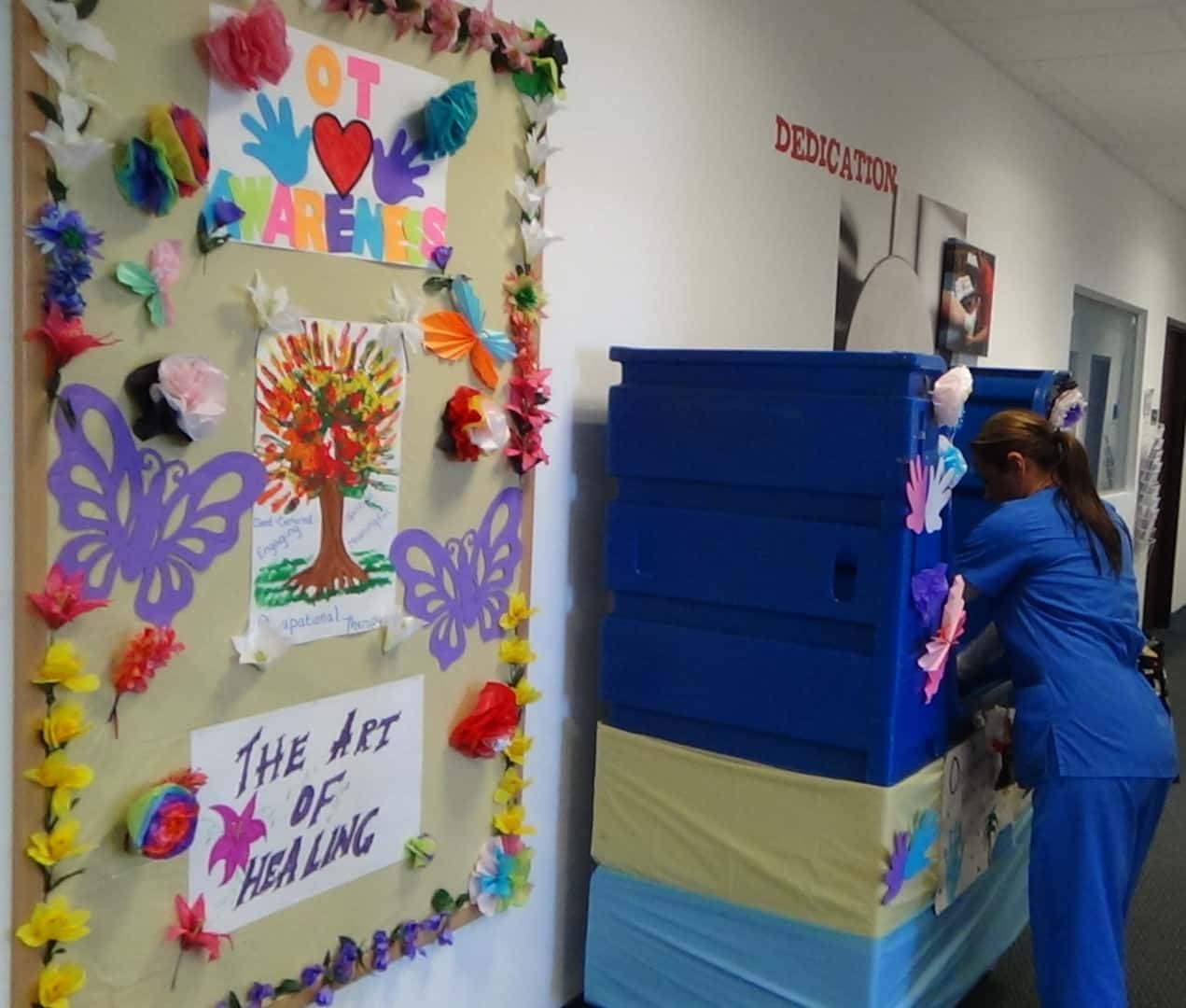 Fort Myers Student Occupational Therapy Association is Ready for Occupational Therapy Month