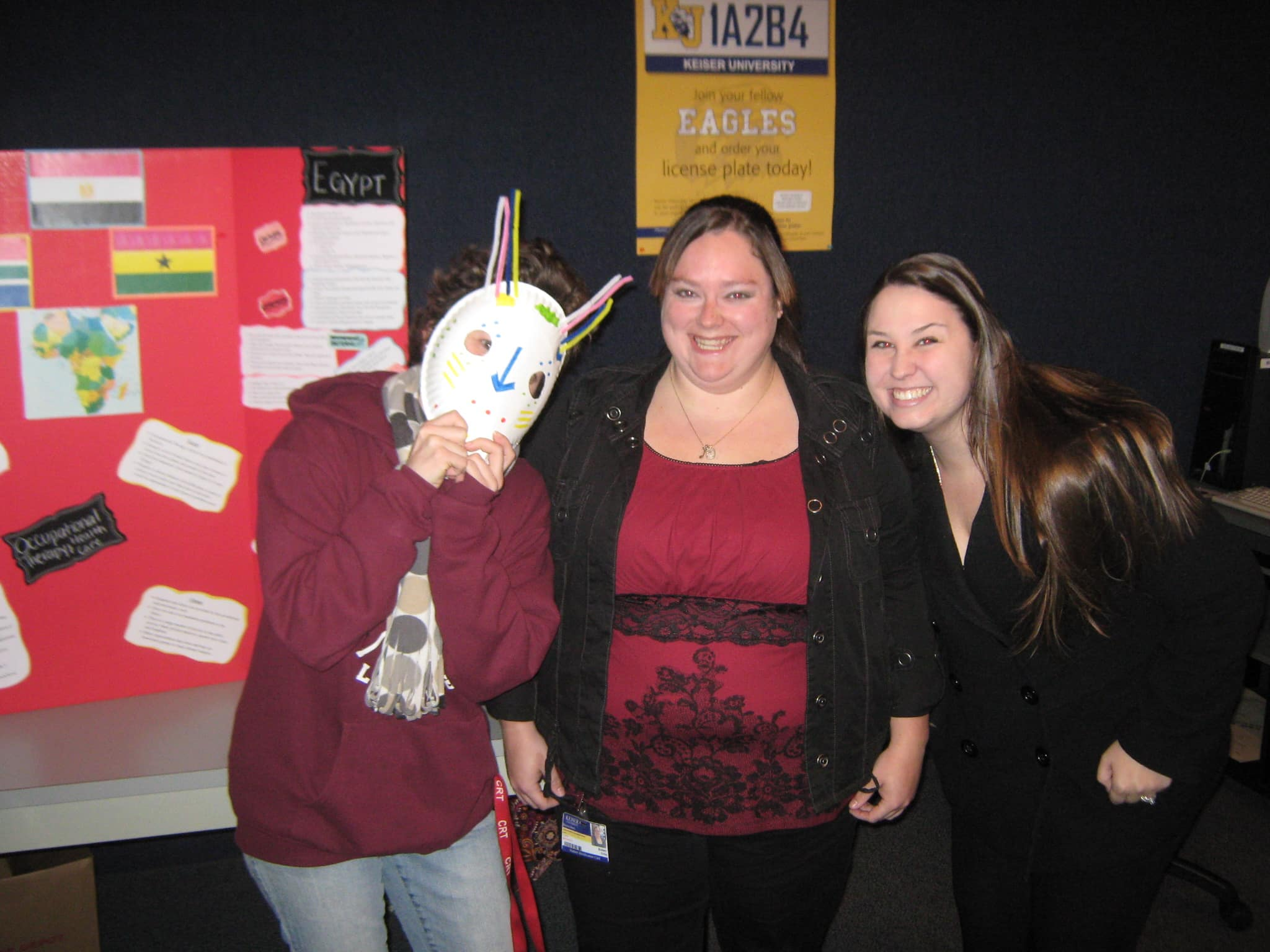 Occupational Therapy Assistant Students Host a Cultural Fair