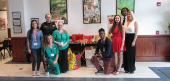 Polk Co. Sheriffs Office Animal Shelter donations March 2015 (2)