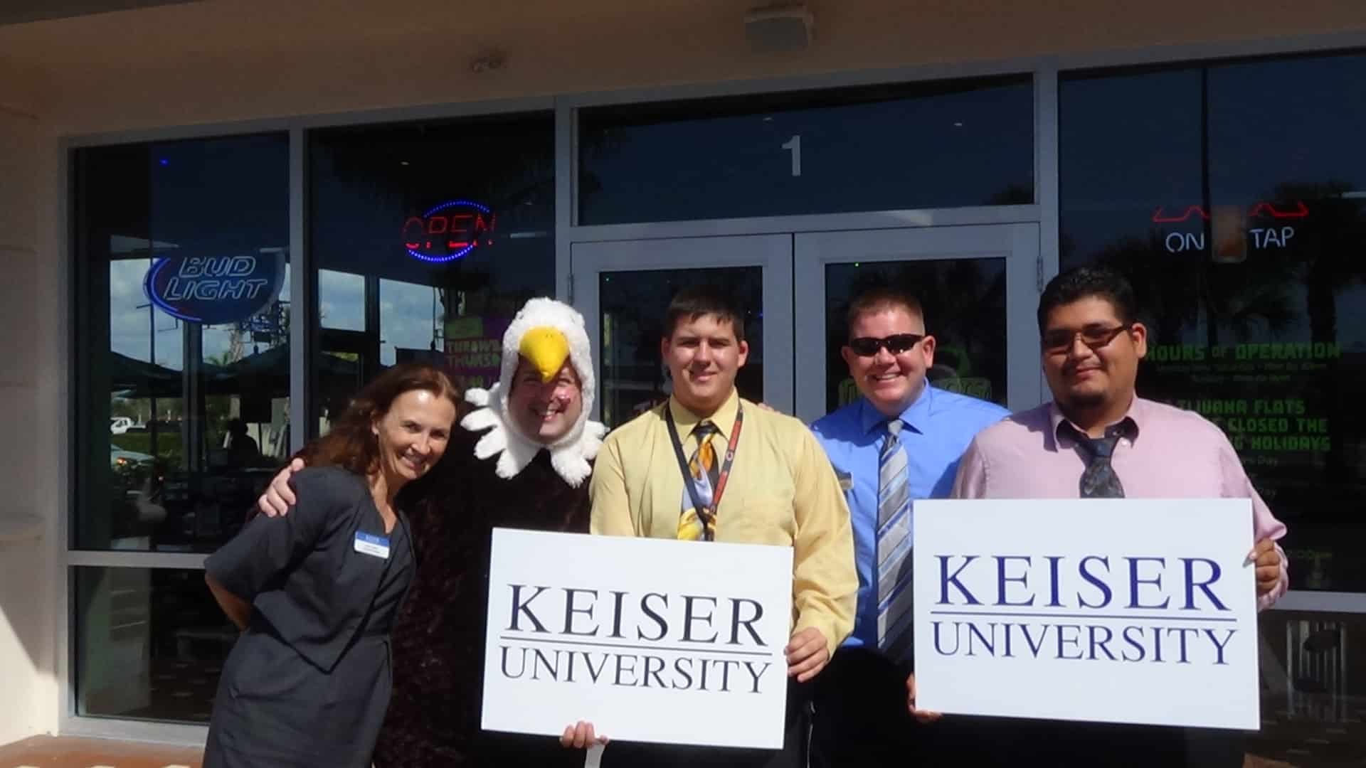 Fort Myers Student Government Association Hosts First KU Spirit Day Event