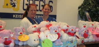 Teddy Bears for Abused Kids March 2015