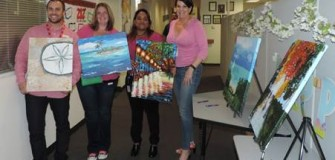 ACS art fundraiser April 2015 (2)