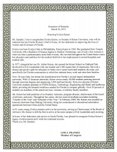 EK special congressional recognition April 2015 (2)
