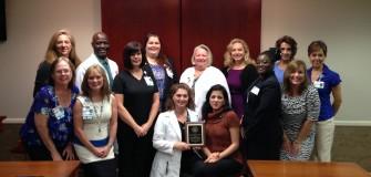 Employer choice award Martin Health Systems April 2015