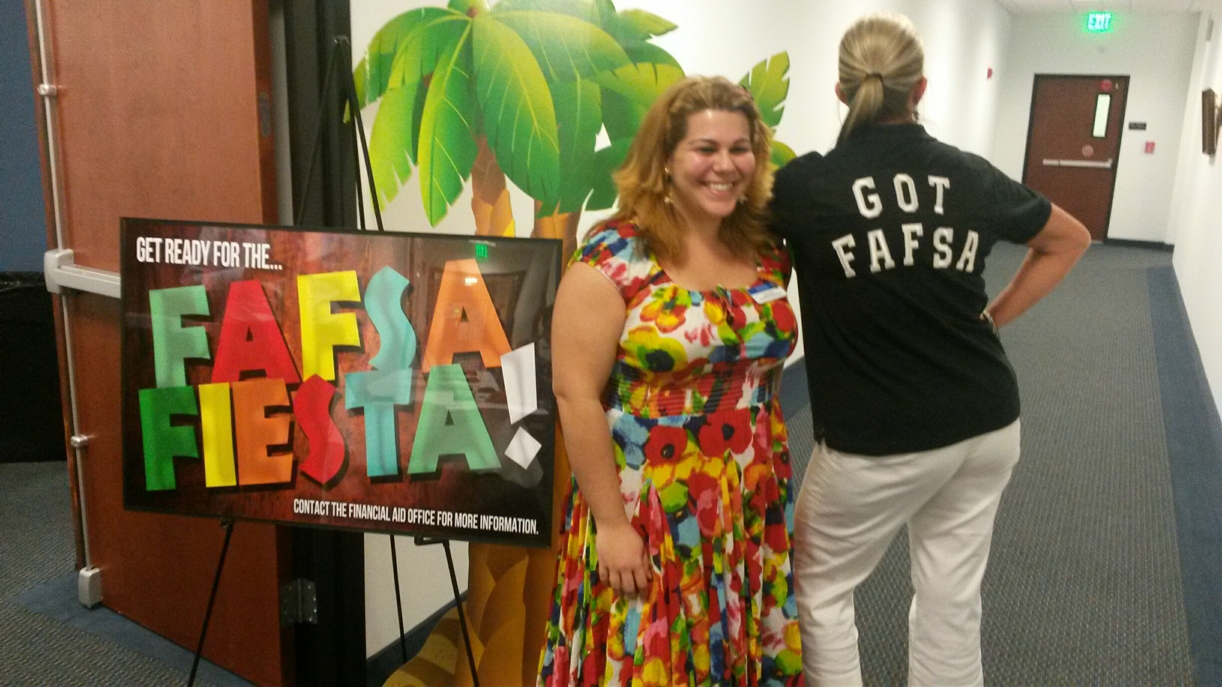 FAFSA Fiesta Held on Fort Myers Campus