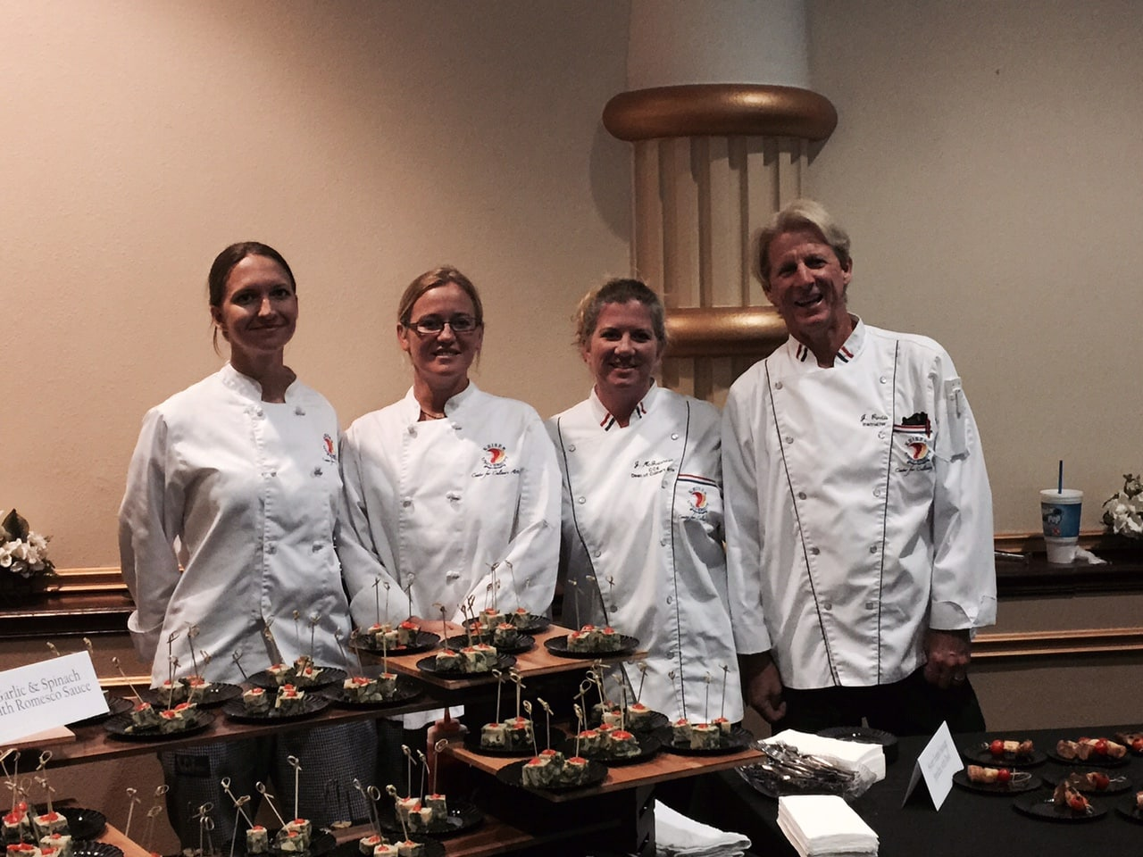 """Melbourne Culinary Students Work with """"Passport to Wine"""""""