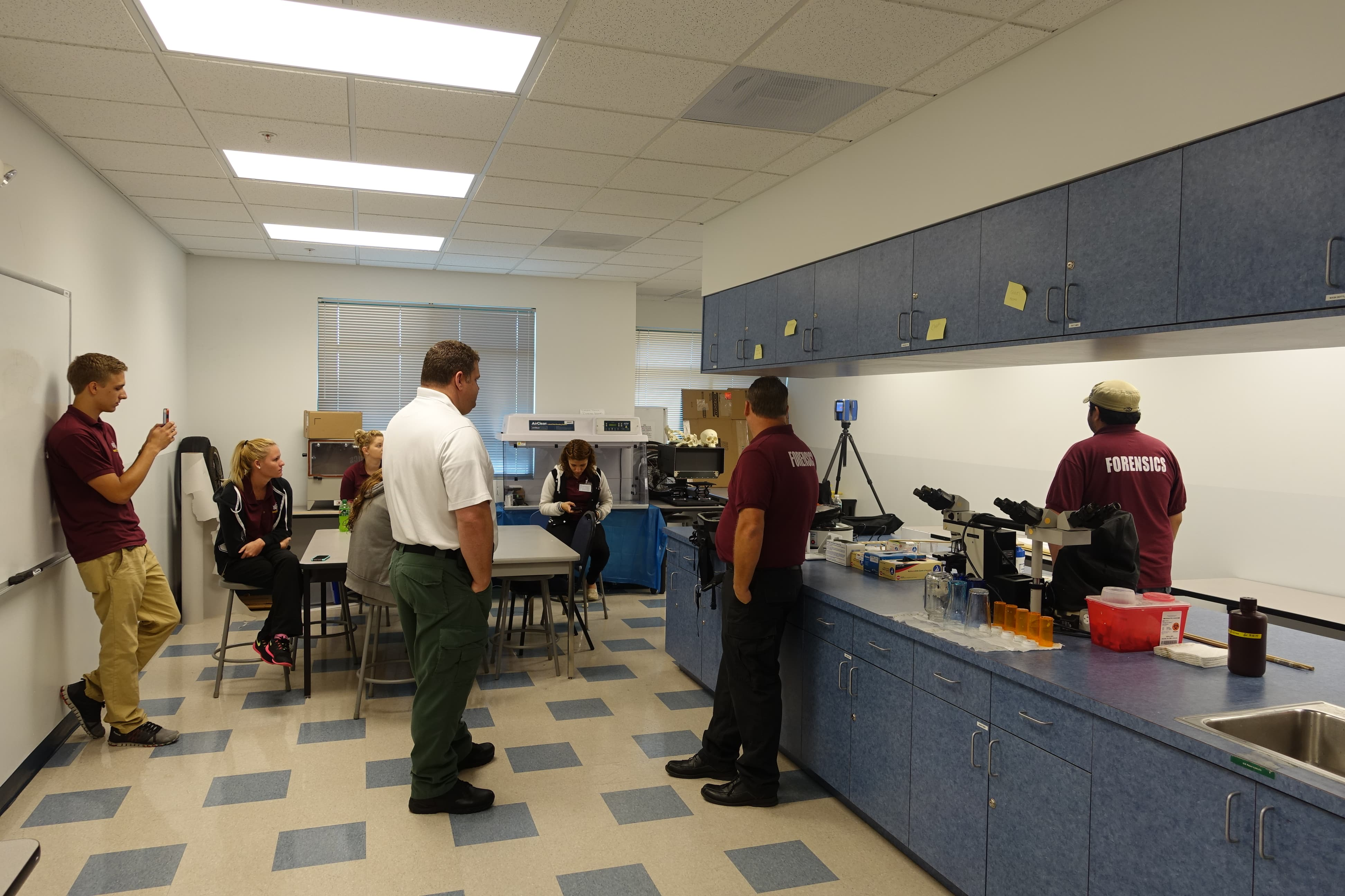 Crime Scene Photography Students in Lakeland Learn from the Experts