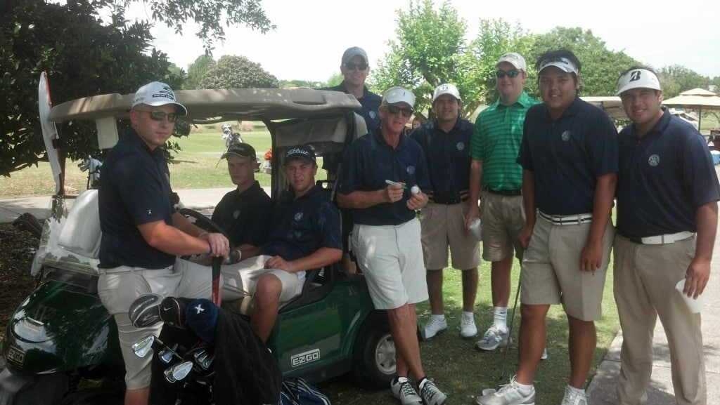 KU College of Golf and Sport Management Golf Club Members Competed in the NCCGA Florida Regional #2