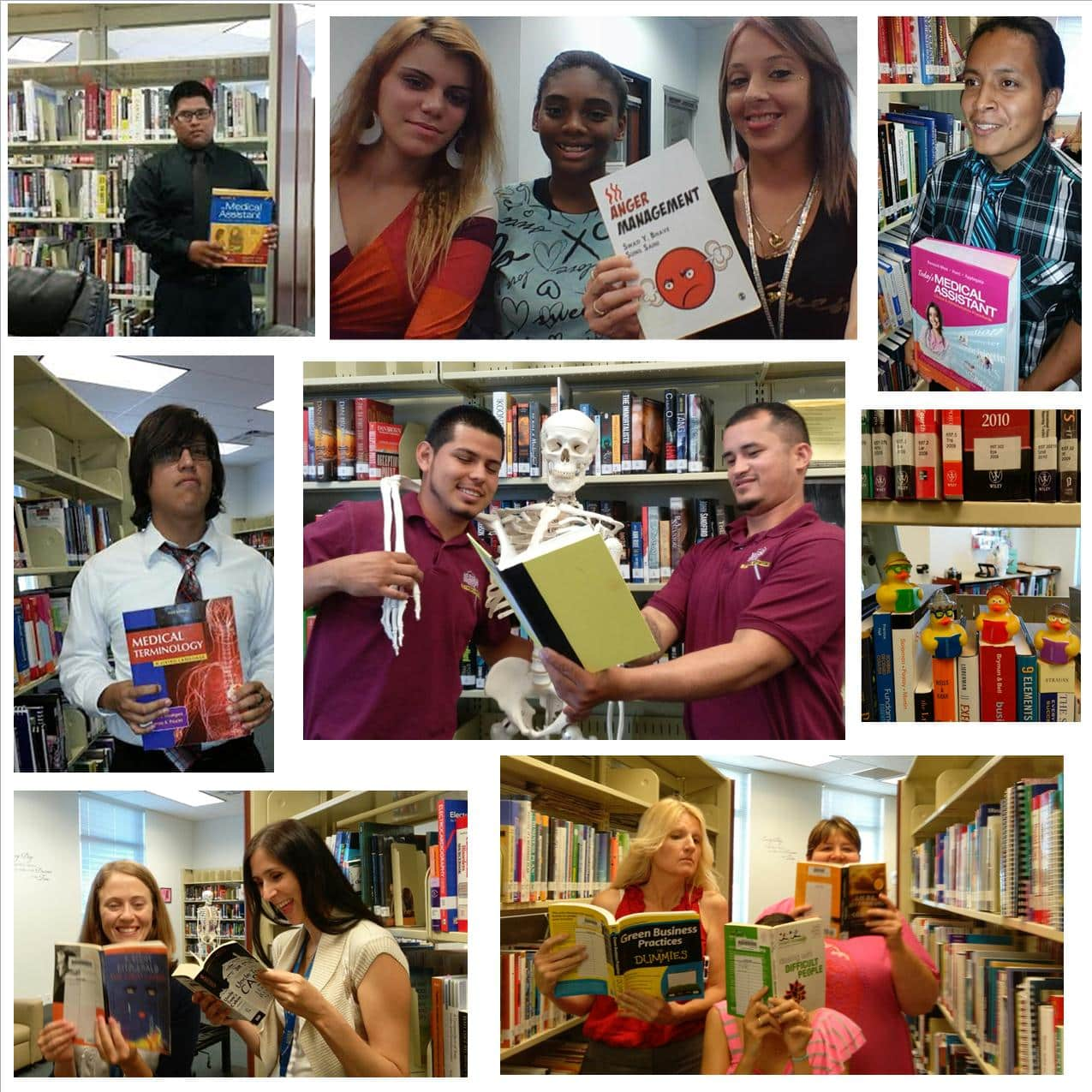 Fort Myers Celebrates National Library Week