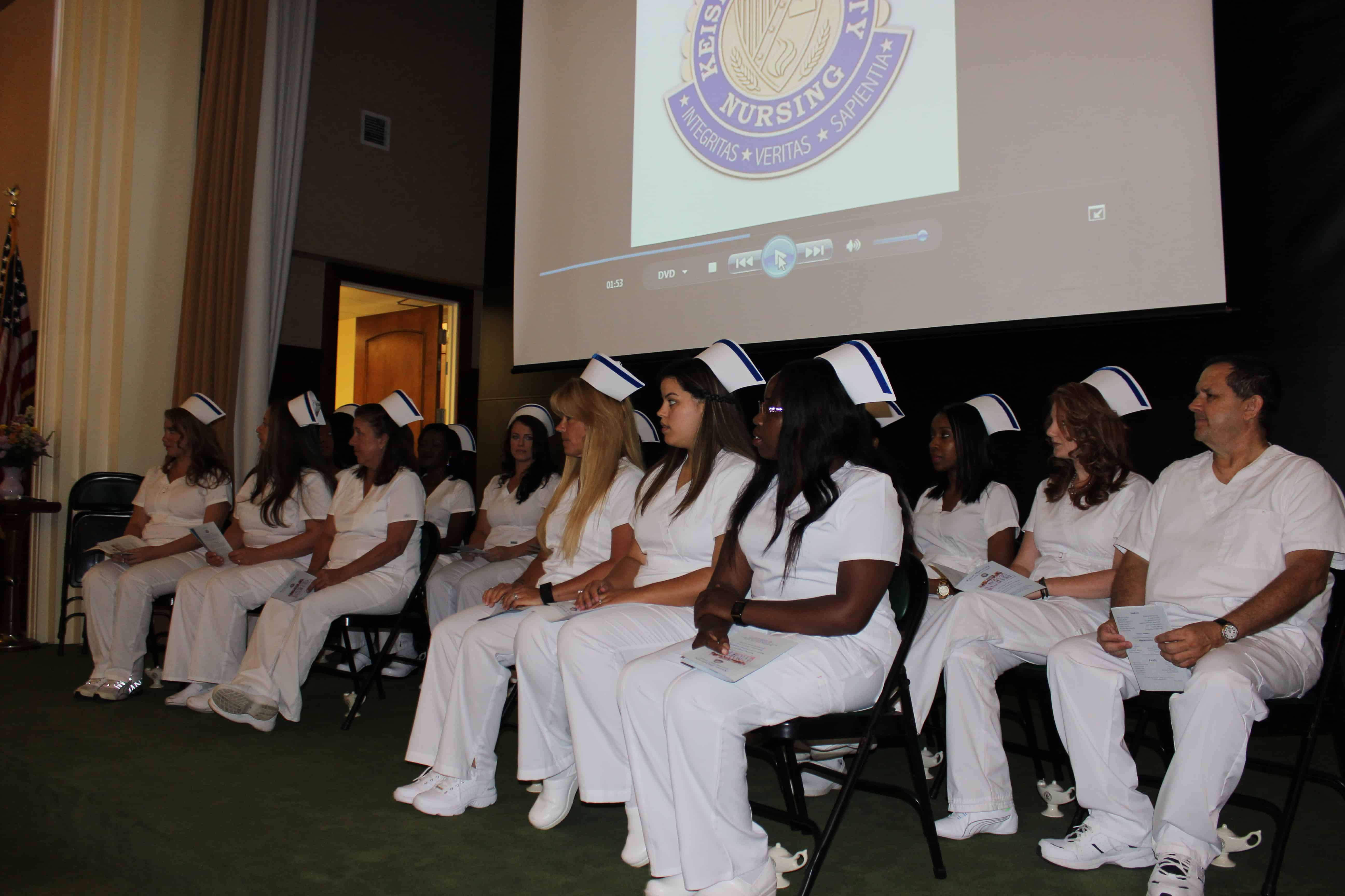 West Palm Beach Campus Holds a Pinning Ceremony for ...