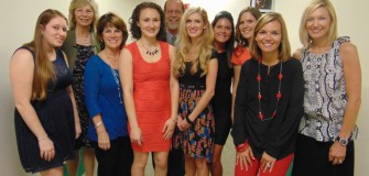 Nursing pinning April 2015