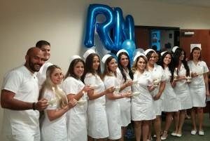 Nursing pinning May 2015