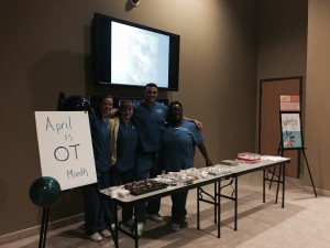 OTA bake sale April 2015 (2)
