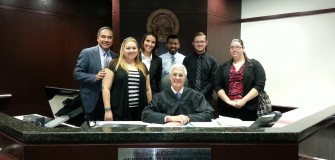 Probate court field trip April 2015