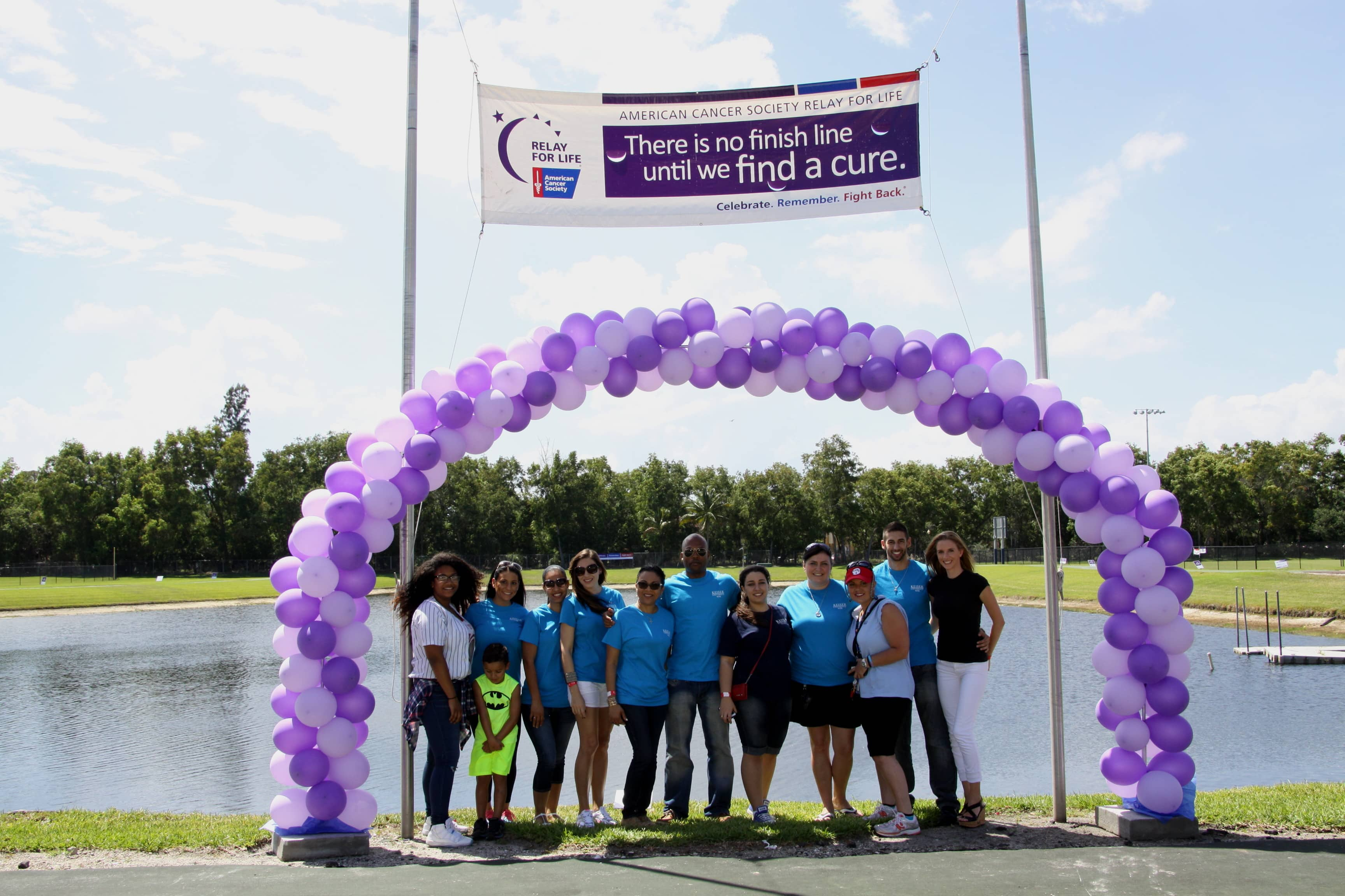 West Palm Beach Raises Money for Relay for Life