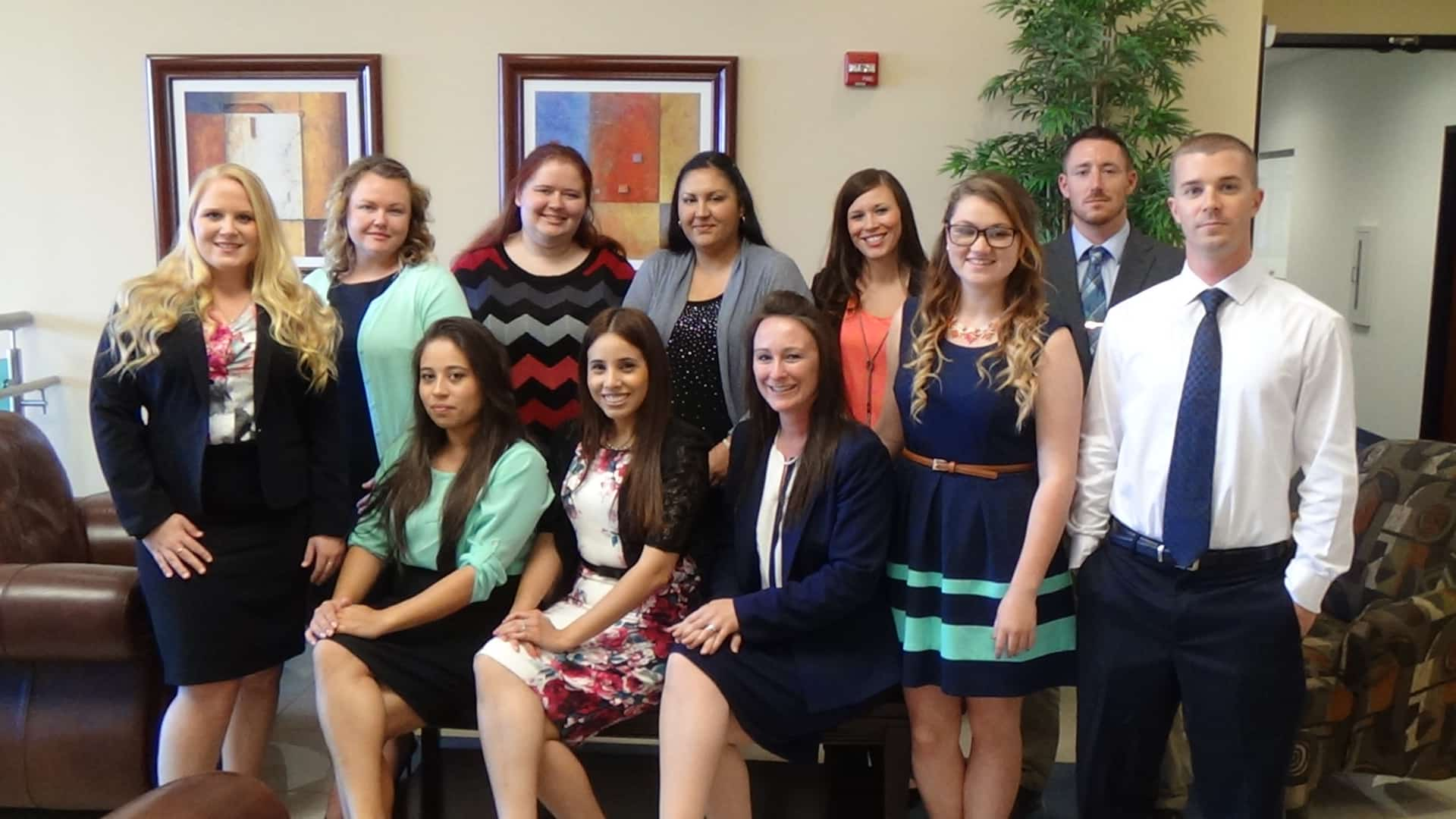 SCORE Comes Back to the Fort Myers Campus to Perform Mock Interviews for the Allied Health Students