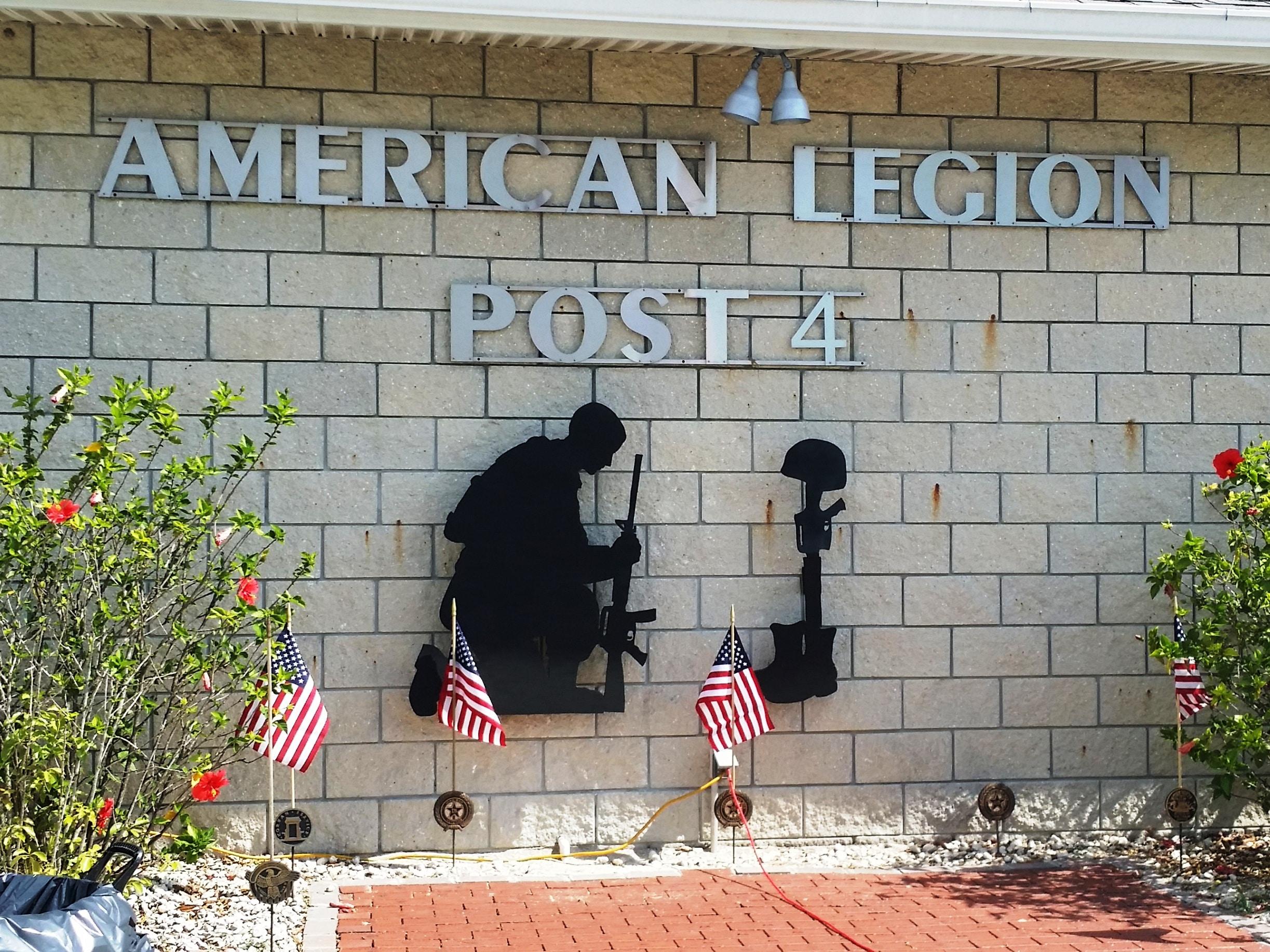 The Lakeland Campus Participates in Veteran's Outreach