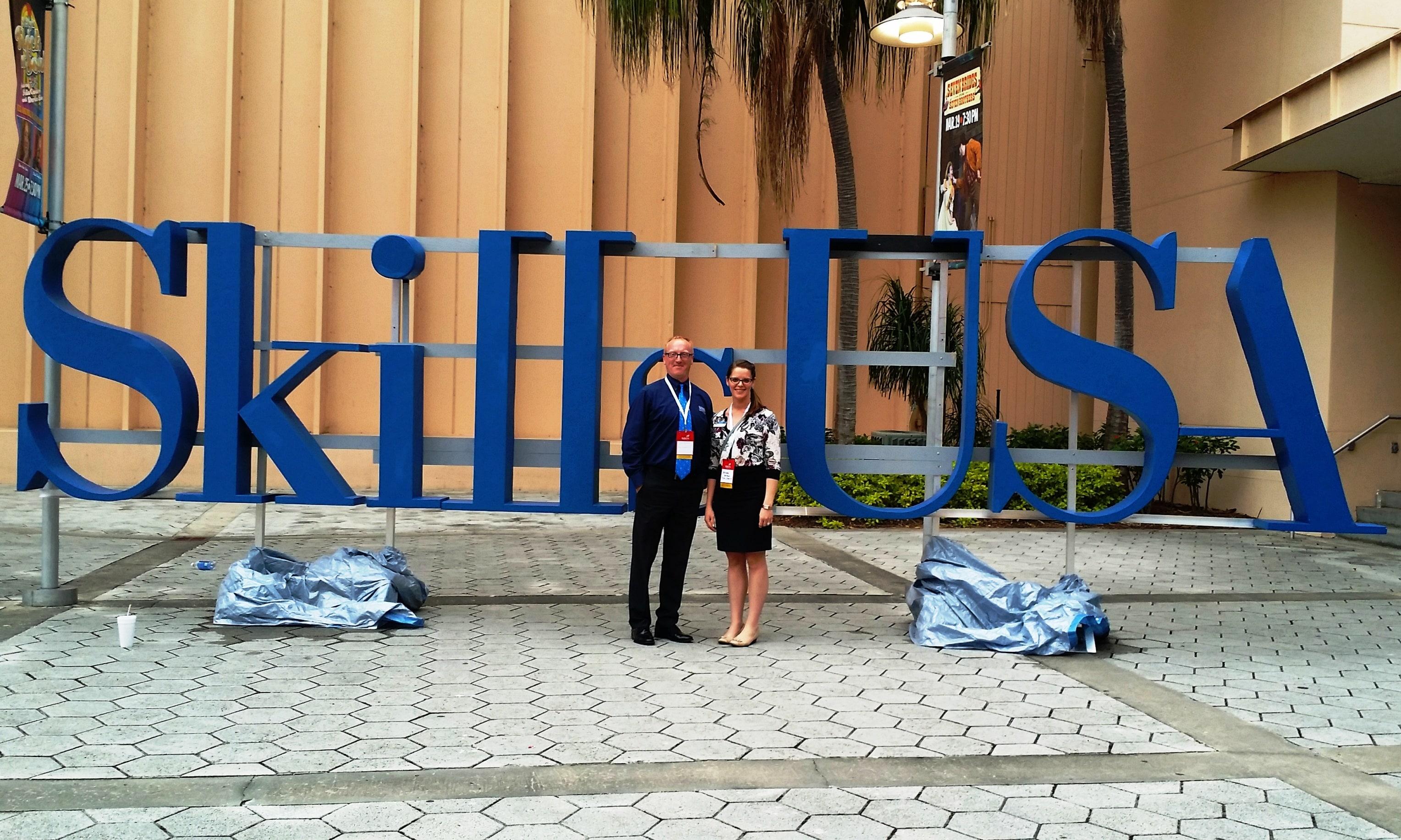 KU Lakeland Sponsors SkillsUSA Statewide Competition